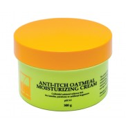 Anti-Itch Oatmeal Moisturizing Cream