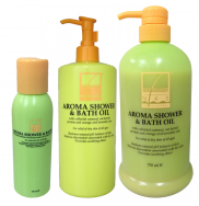 Aroma Shower & Bath Oil